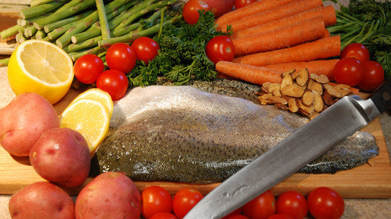 Ryba w diecie może oddalić chorobę Alzheimera