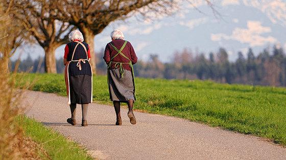 Szybki chód może przyczynić się do złagodzenia choroby Parkinsona